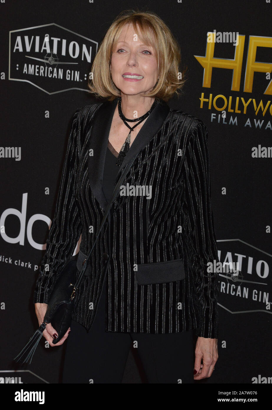 Los Angeles Usa 04th Nov 2019 Susan Blakely 126 Arrives At The 23rd Annual Hollywood Film Awards At The Beverly Hilton Hotel On November 03 2019 In Beverly Hills California Credit Tsuni Usa Alamy