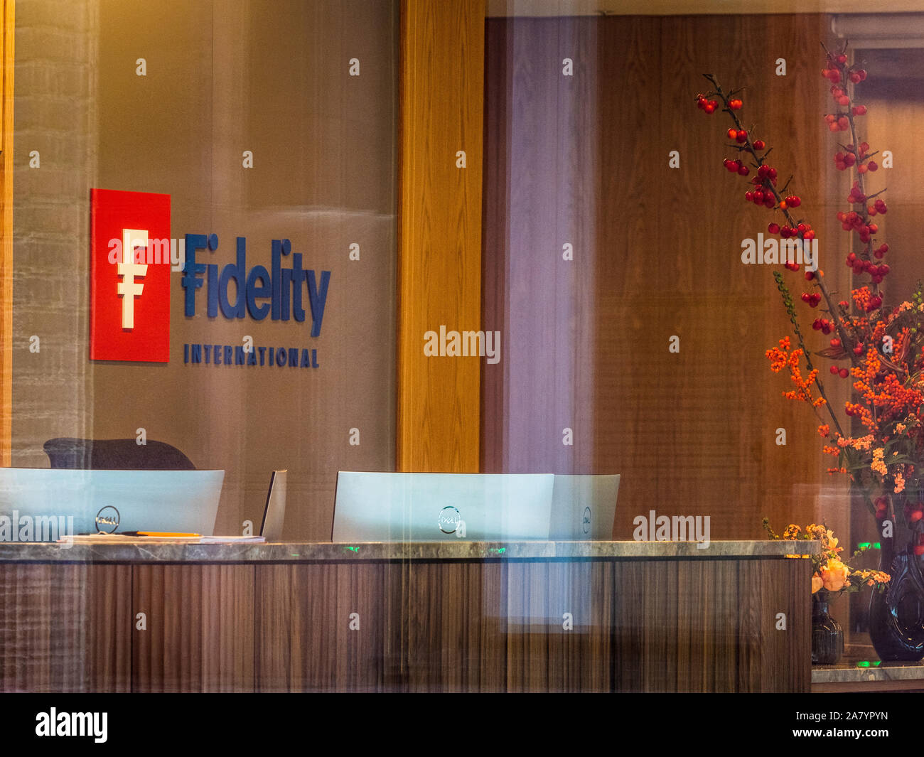 Fidelity investment london offices what happened to mfs investment management
