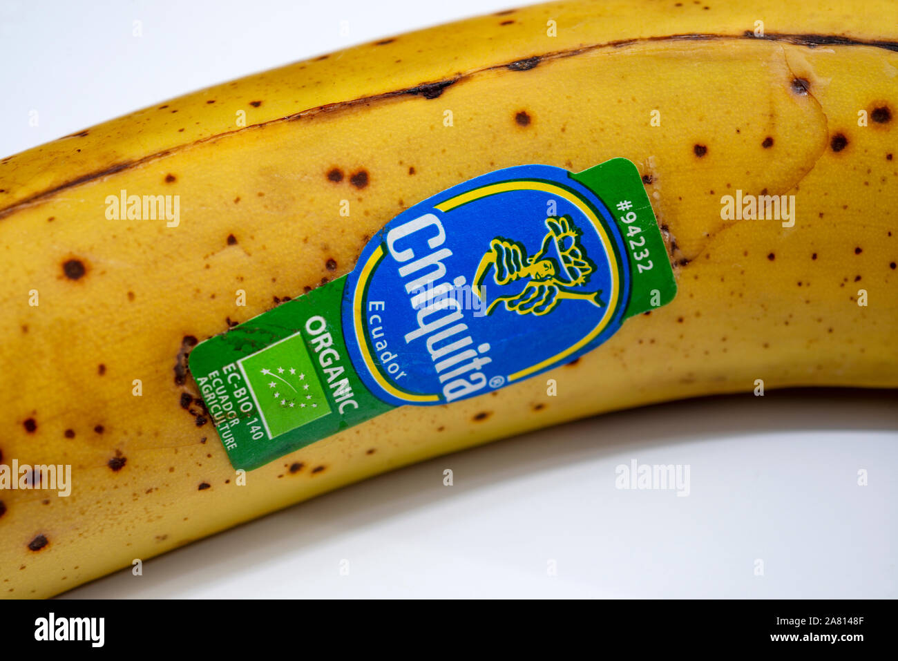 Chiquita Banana High Resolution Stock Photography And Images Alamy