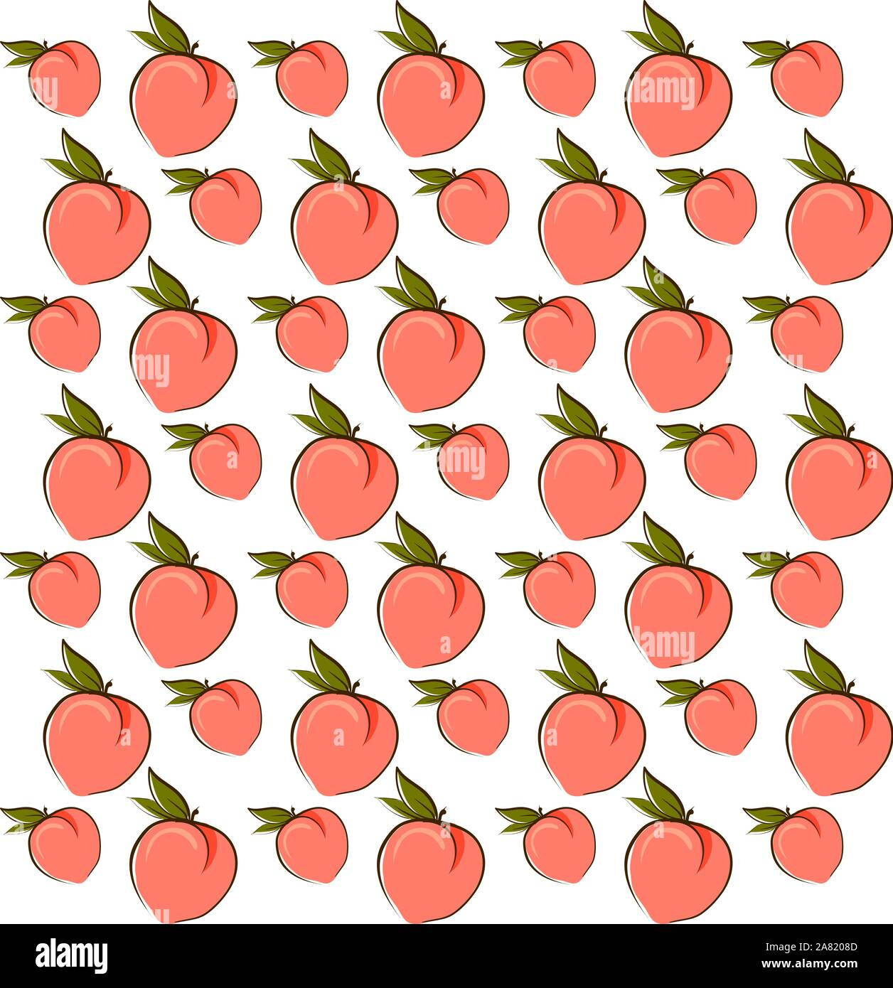 peach wallpaper illustration vector on white background stock vector image art alamy https www alamy com peach wallpaper illustration vector on white background image331958381 html