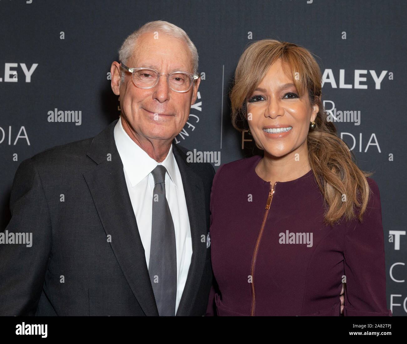 New York Ny November 5 2019 Henry Schleiff And Sunny
