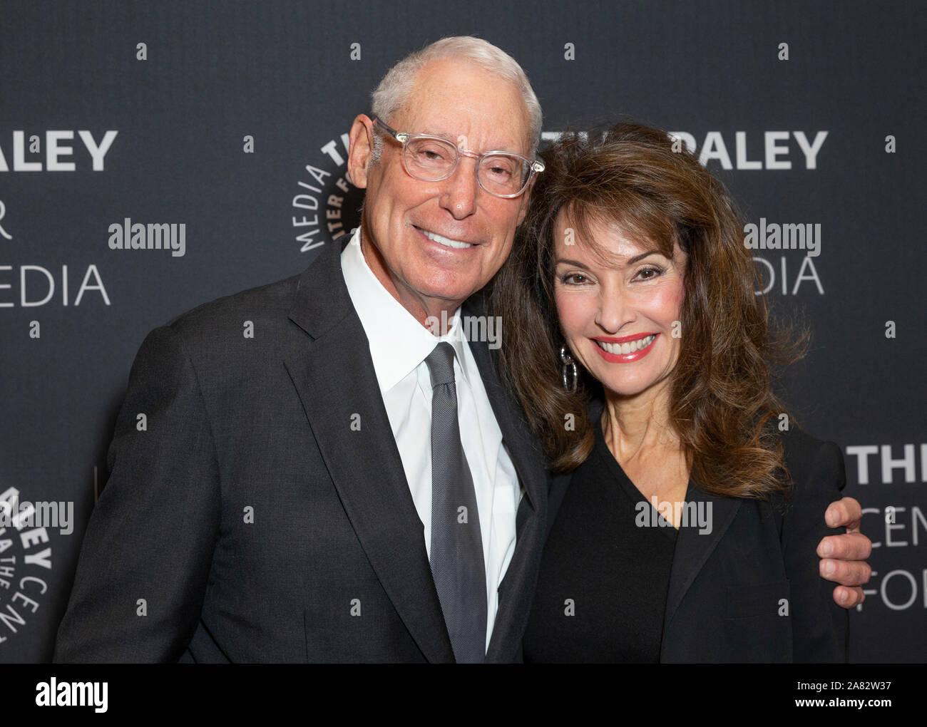 New York Ny November 5 2019 Henry Schleiff And Susan