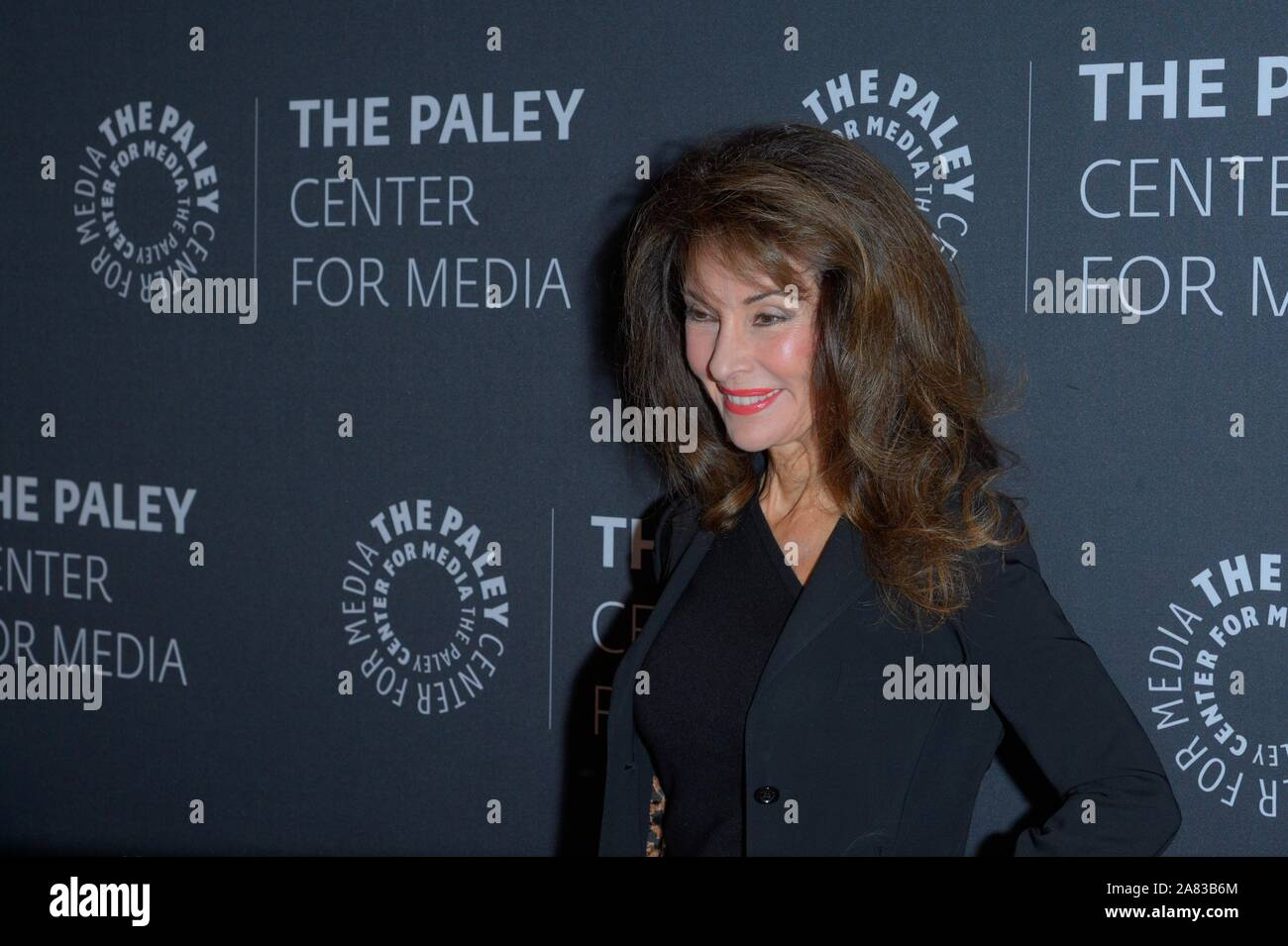 New York Ny November 5 Susan Lucci Attends The Paley