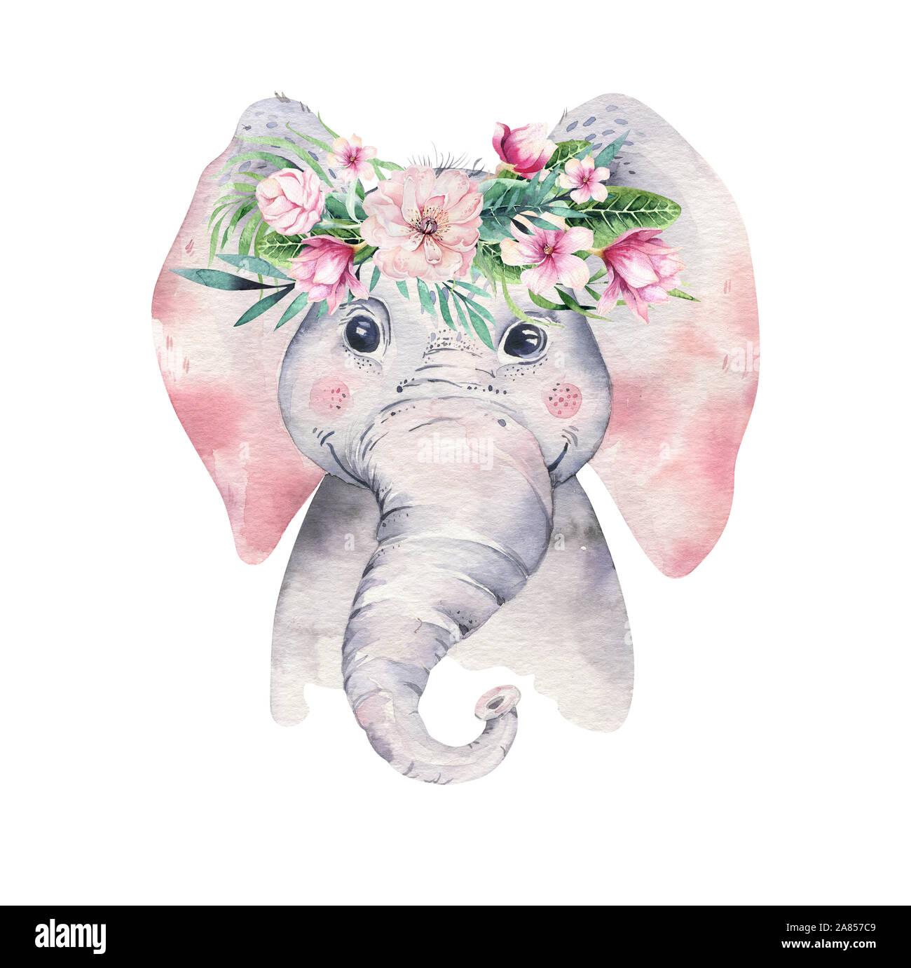 Stiefel Hero Mittel von elefanten in grau elefanten