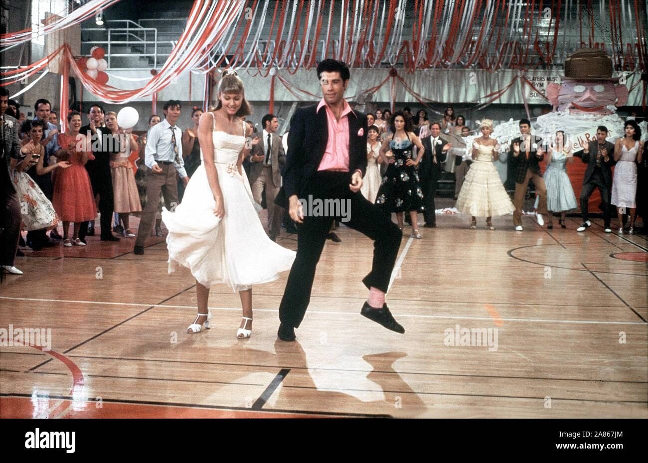 Grease Movie High Resolution Stock Photography And Images Alamy