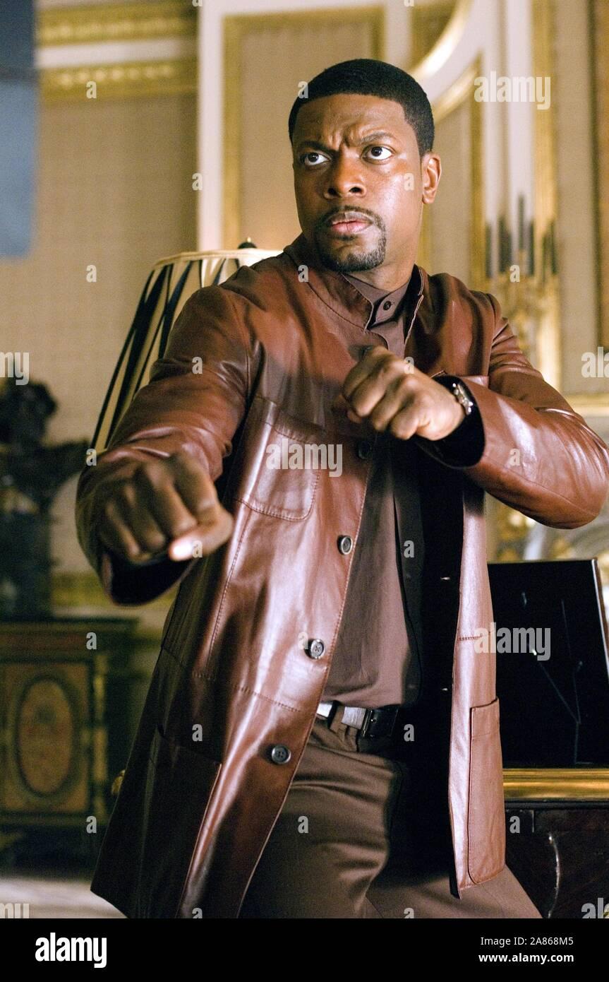 Chris Tucker Rush Hour 3 2007 Stock Photo Alamy