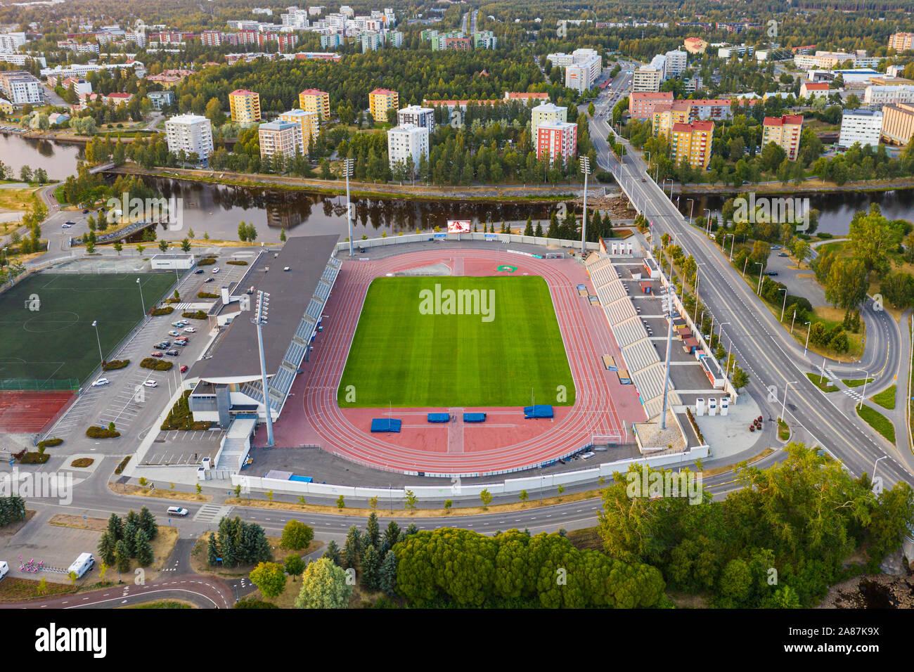 Stadium Platter – kuva: Sticky Wingers, Oulu