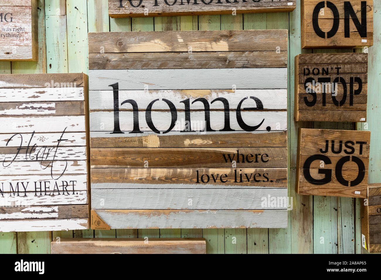Country Sayings High Resolution Stock Photography And Images Alamy