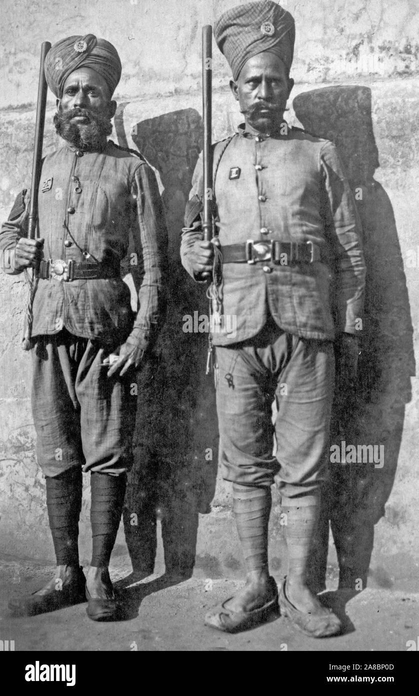 M Osborne Poses with Two Guards 1915 Photo-Sing Sing Prison-Warden T