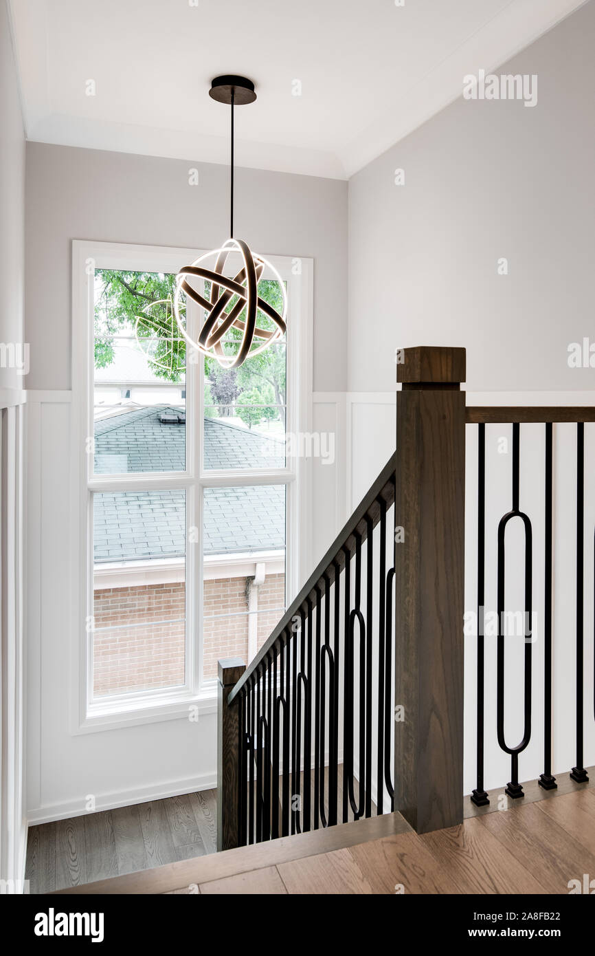 rod iron railing for interior and exterior decorations.htm stairway home stock photos   stairway home stock images alamy  stairway home stock photos   stairway