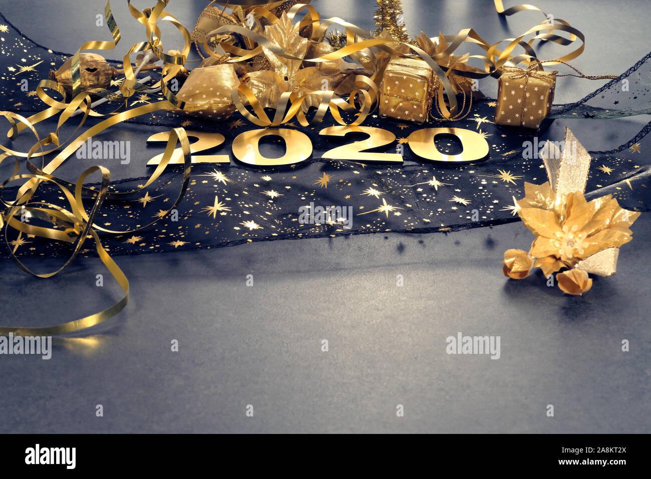 Happy New Year 2020 Stock Photos Happy New Year 2020 Stock