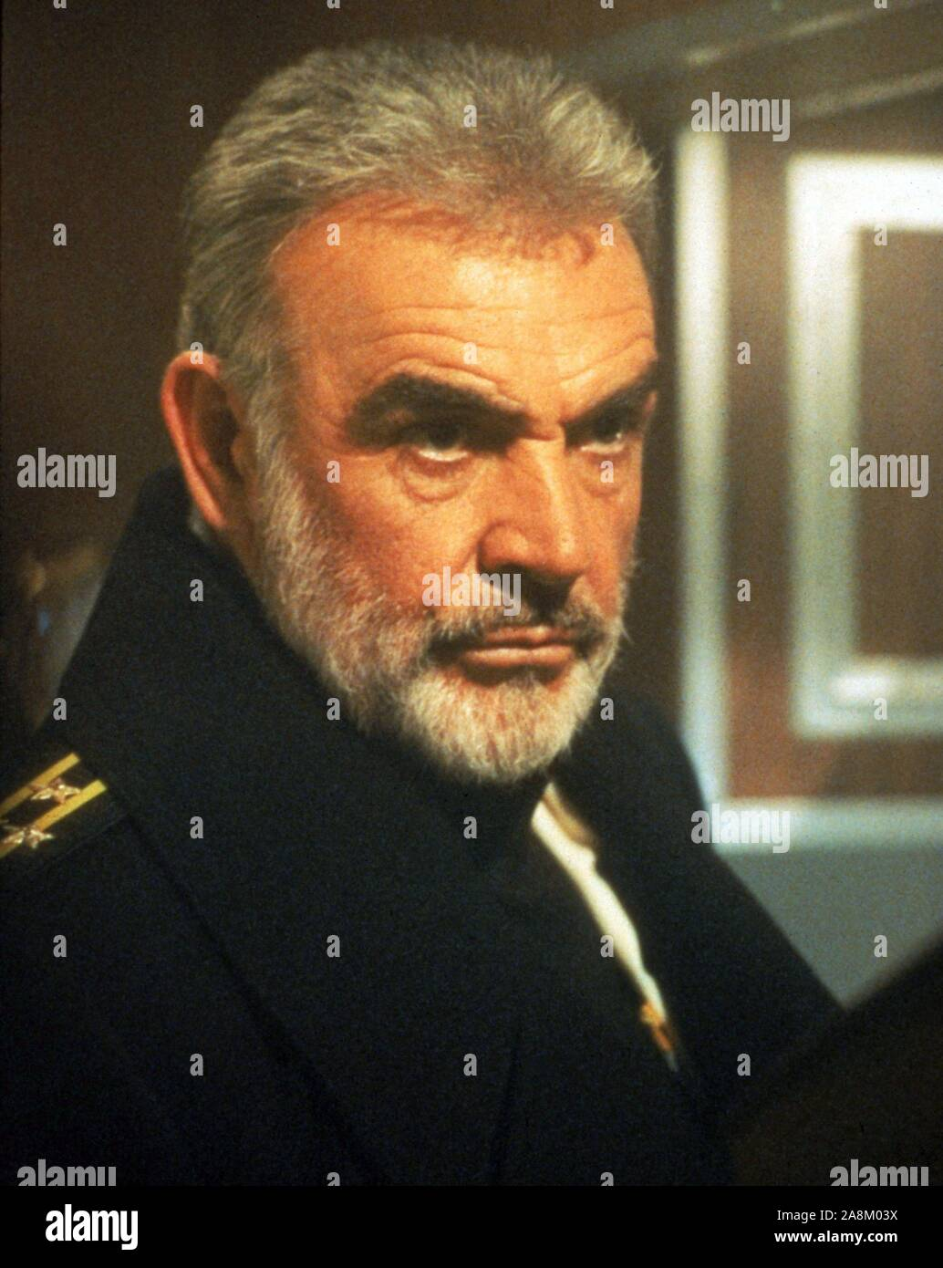 Sean Connery In The Hunt For Red October 1990 Directed By John Mctiernan Credit Paramount Pictures Album Stock Photo Alamy