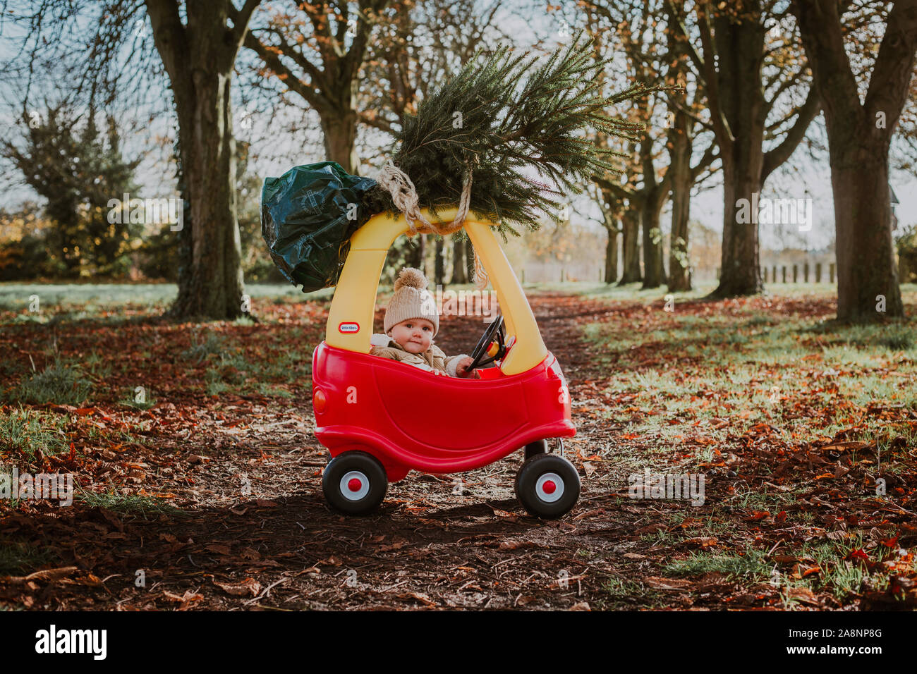 Little Tikes Cozy Coupe High Resolution Stock Photography And Images Alamy