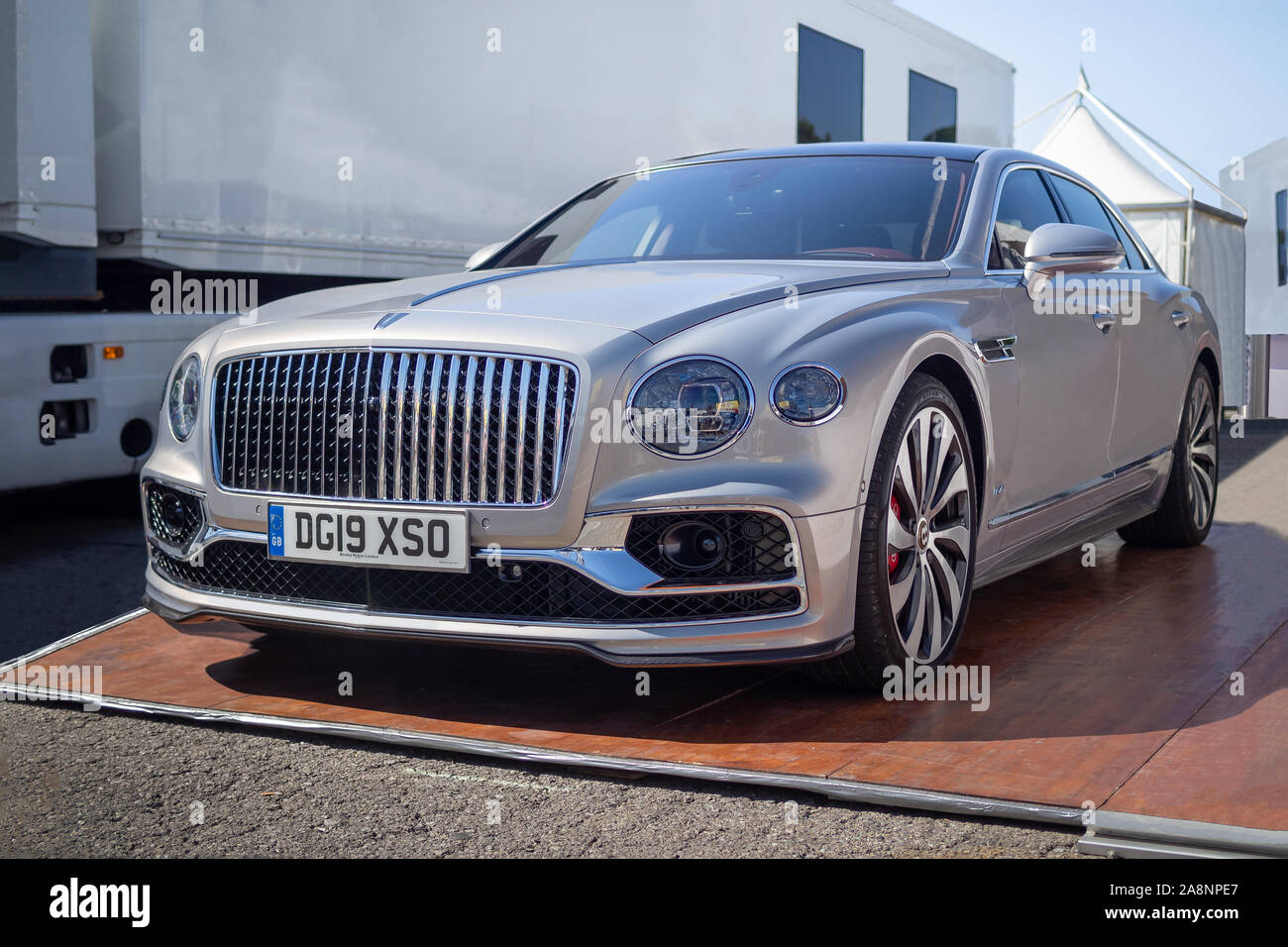 Bentley Flying Spur High Resolution Stock Photography And Images Alamy