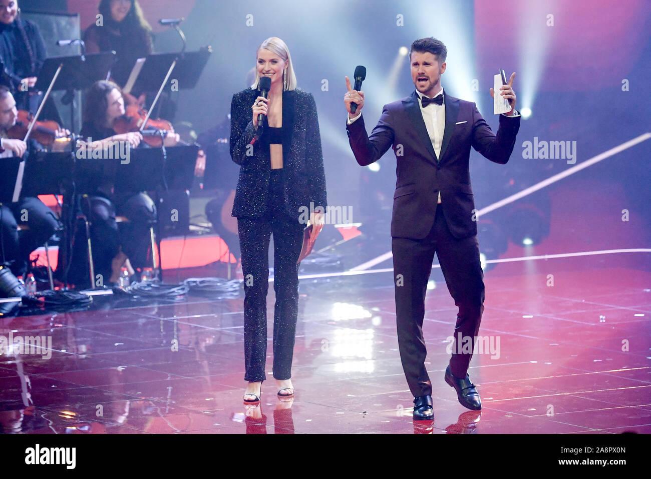 Berlin Germany 07th Nov 2019 Lena Gercke Presenter And