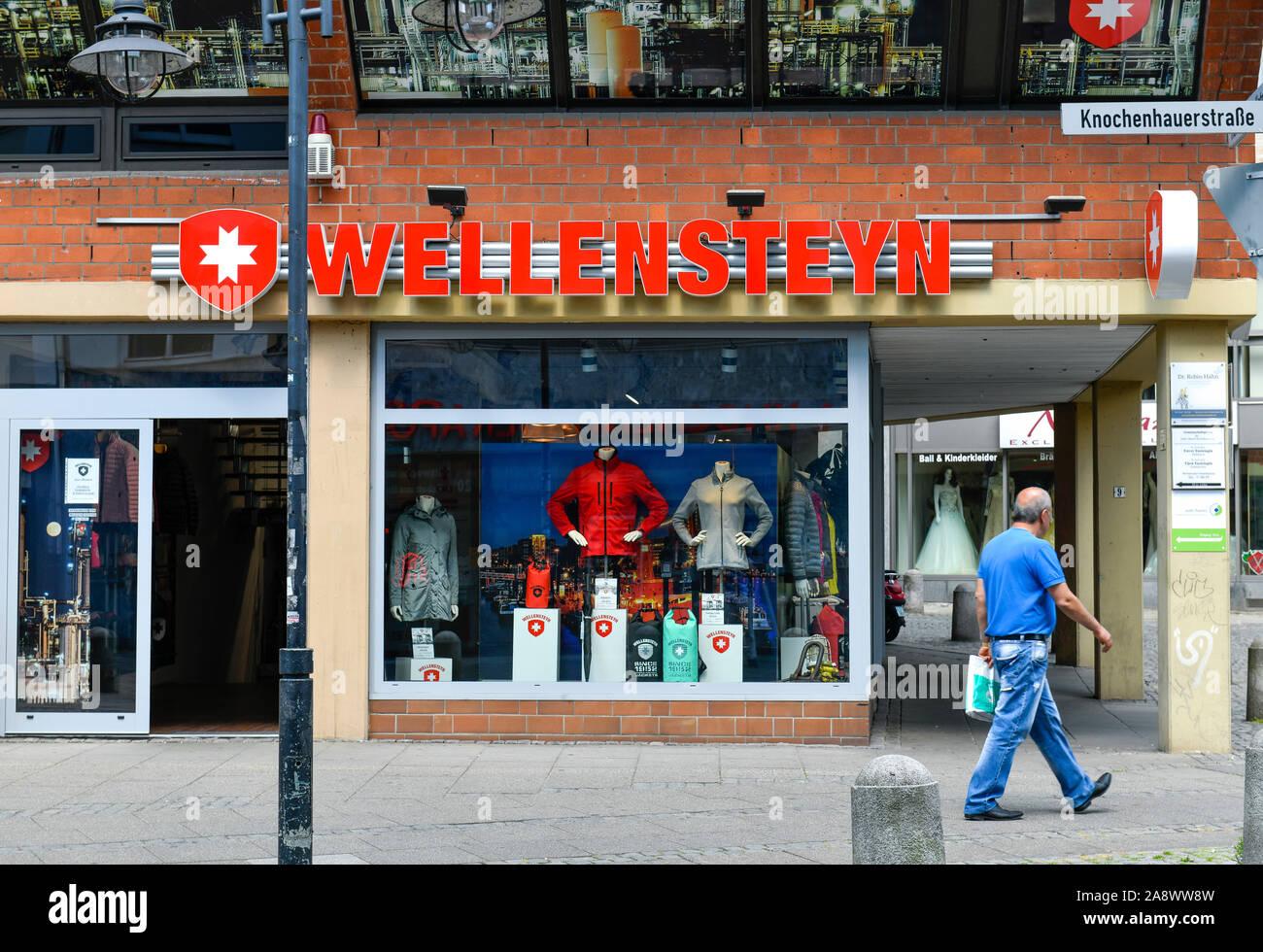 am besten auswählen innovatives Design professionelle Website Wellensteyn, Knochenhauerstraße, Bremen, Deutschland Stock Photo ...