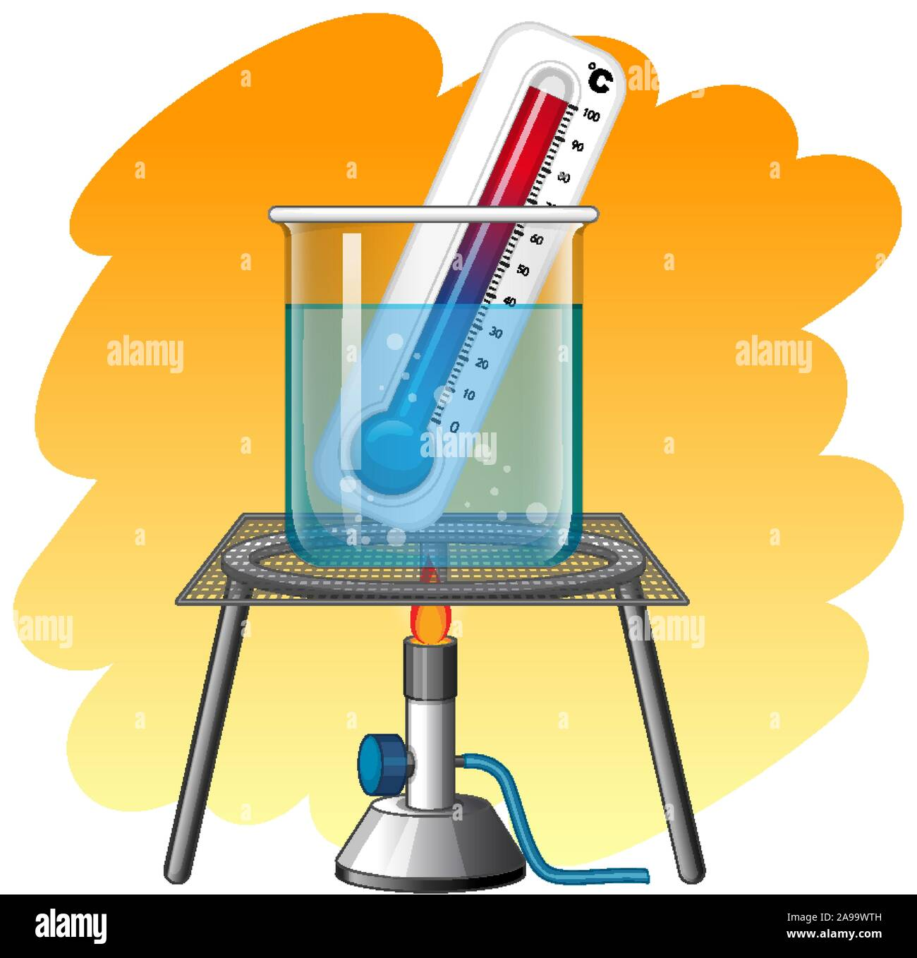 Water Clip Art Thermometer
