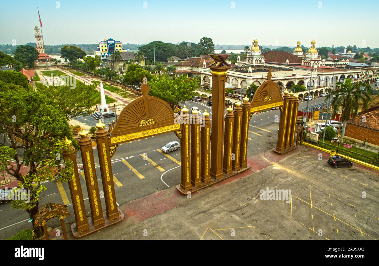 Sultan Of Kelantan High Resolution Stock Photography And Images Alamy