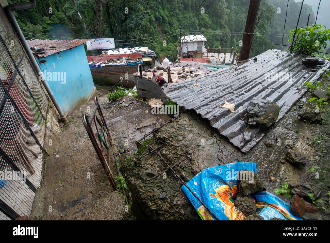 Shimla, Himachal Pradesh Stock Photo
