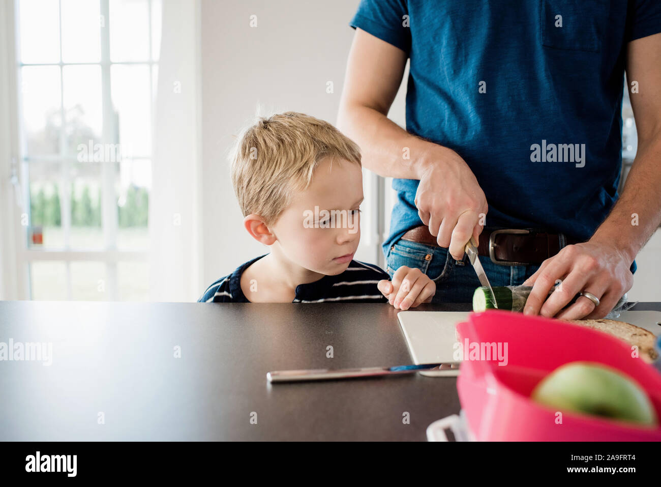 Child School Meal 10 High Resolution Stock Photography and Images ...