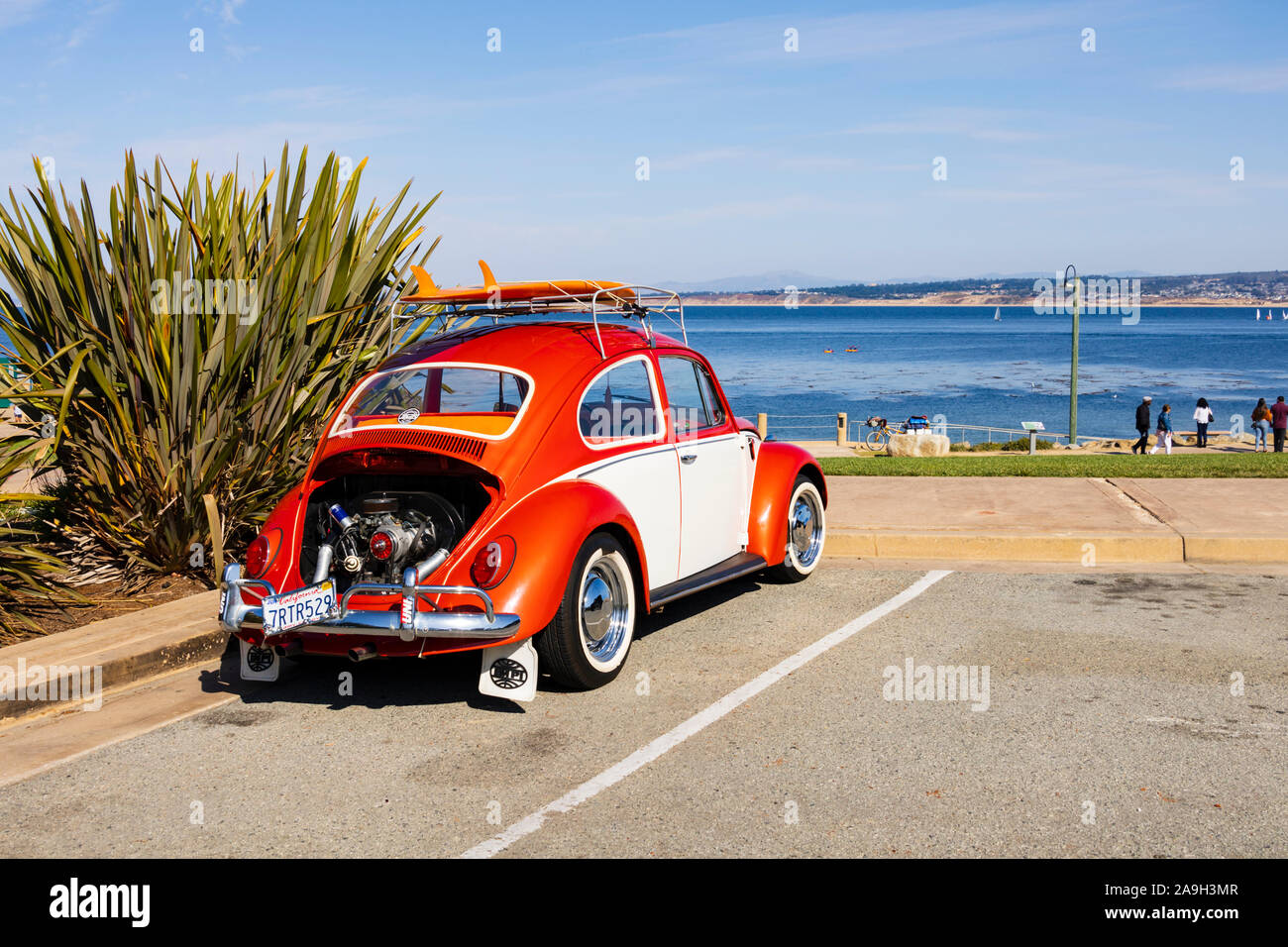 Custom Volkswagen Beetle High Resolution Stock Photography And Images Alamy