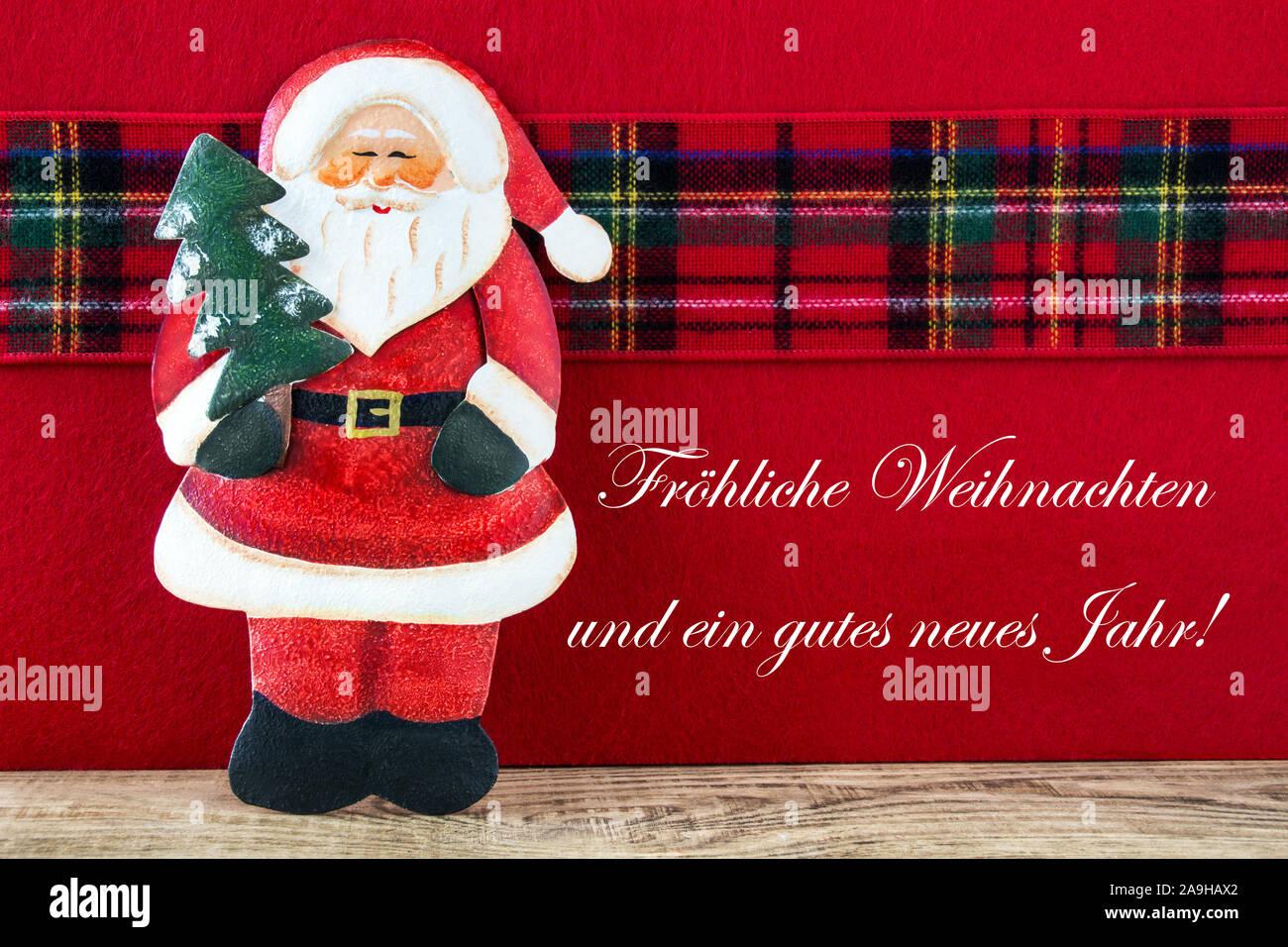 Weihnachten - Dekoration Stock Photo