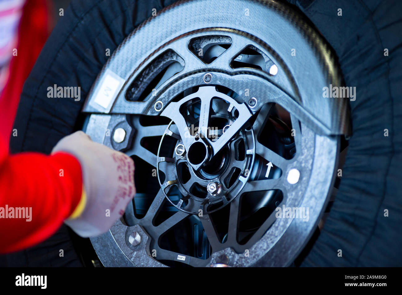 Motogp Bike High Resolution Stock Photography And Images Alamy
