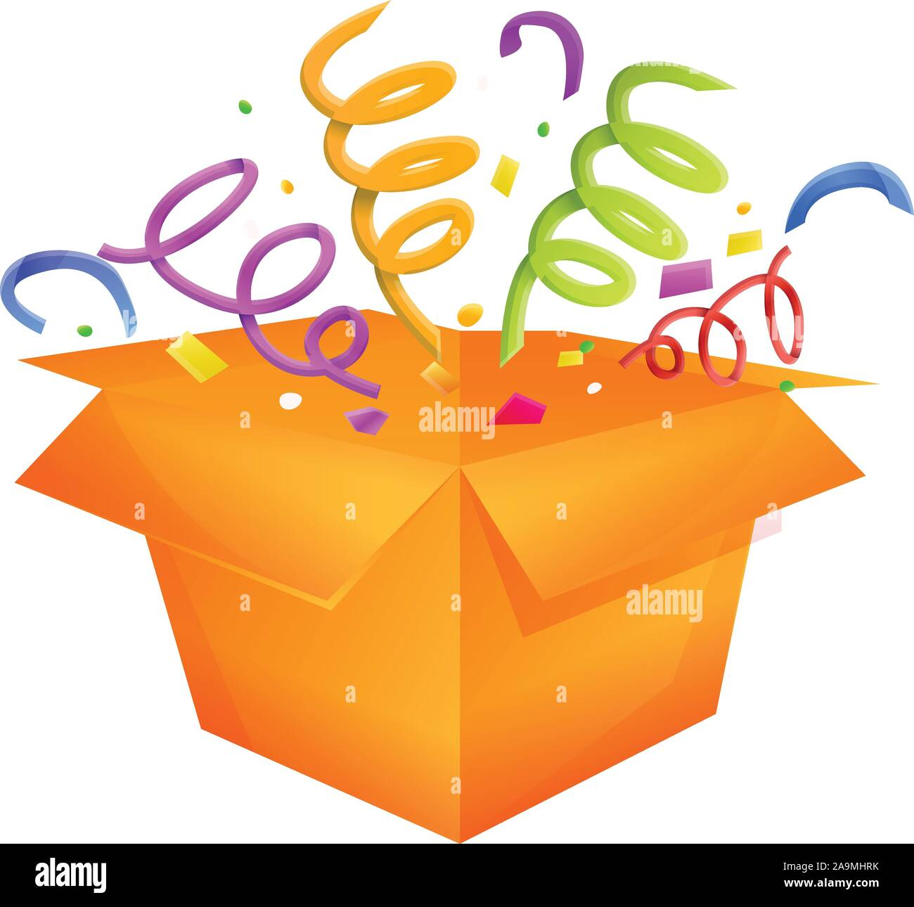 Birthday Gift Box Icon Cartoon Of Birthday Gift Box Vector Icon For Web Design Isolated On White Background Stock Vector Image Art Alamy