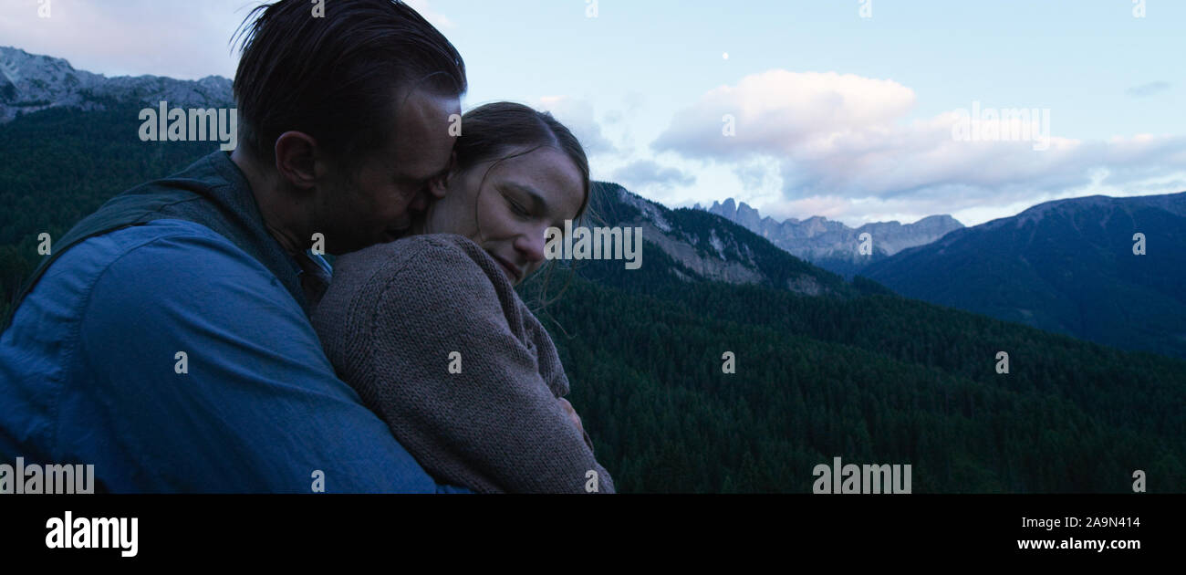 RELEASE DATE: January 17, 2020 TITLE: A Hidden Life STUDIO: Fox Searchlight DIRECTOR: Terrence Malick PLOT: The Austrian St. Franz Jagerstatter, a conscientious objector, refuses to fight for the Nazis in World War II. STARRING: VALERIE PACHNER, AUGUST DIEHL as Franz Jagerstatter. (Credit Image: © Fox Searchlight/Entertainment Pictures) Stock Photo