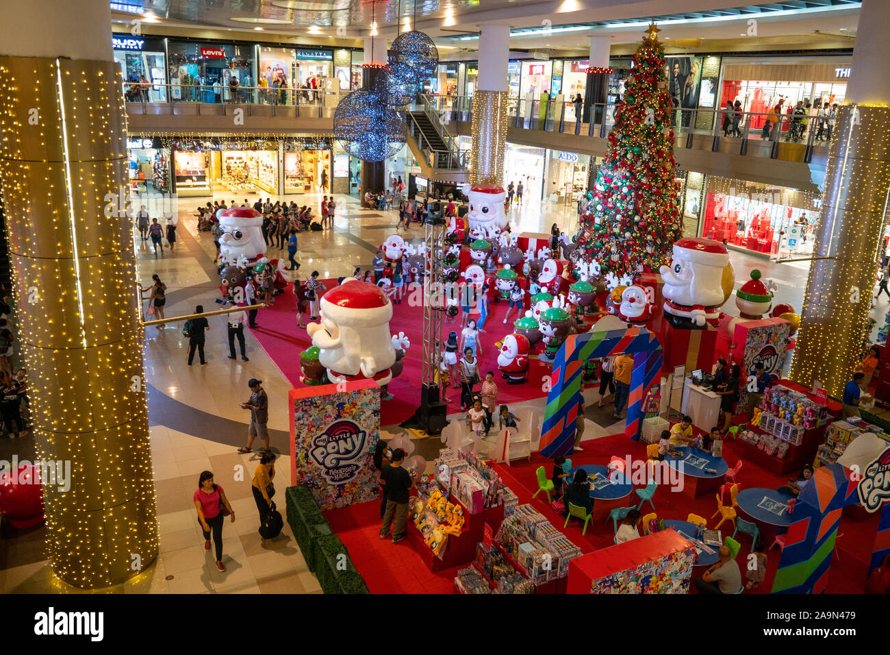 Philippines Christmas High Resolution Stock Photography and Images