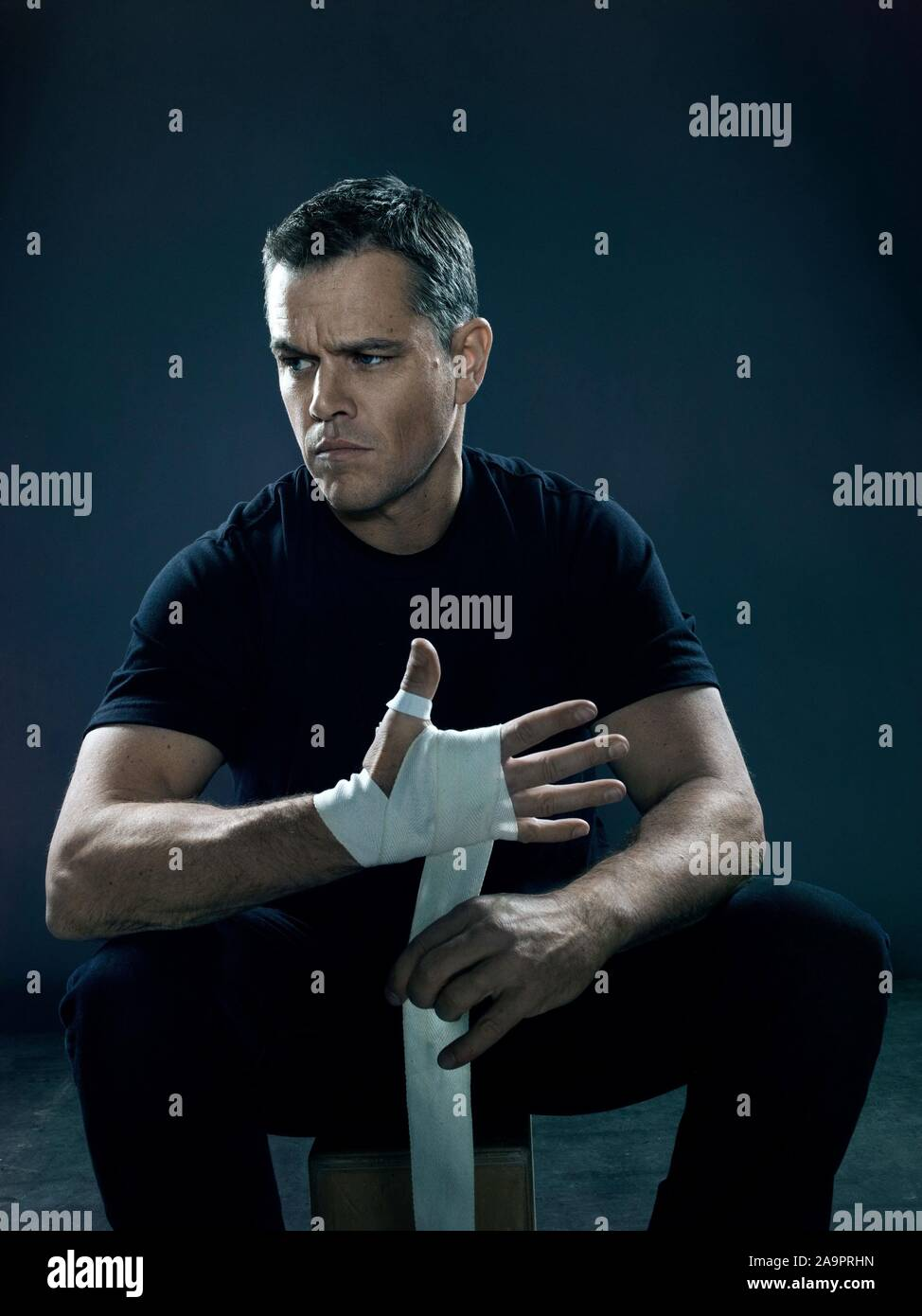 Matt Damon In Jason Bourne 2016 Directed By Paul Greengrass Credit Universal Pictures Thekennedy Marshall Company Captivate Ent Album Stock Photo Alamy
