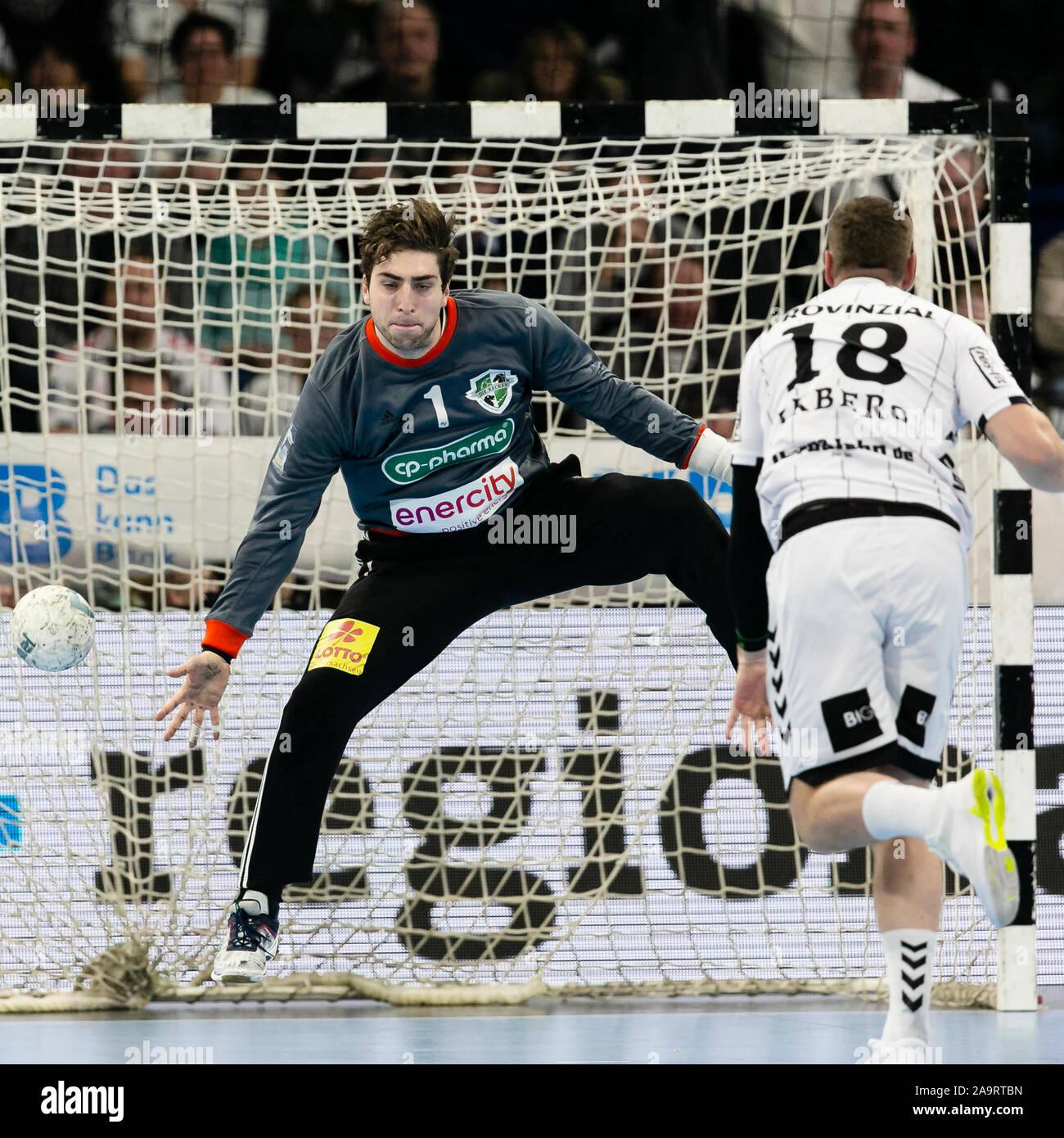 17 November 2019 Schleswig Holstein Kiel Handball Bundesliga Thw Kiel Tsv Hannover Burgdorf 13th Matchday Kiels