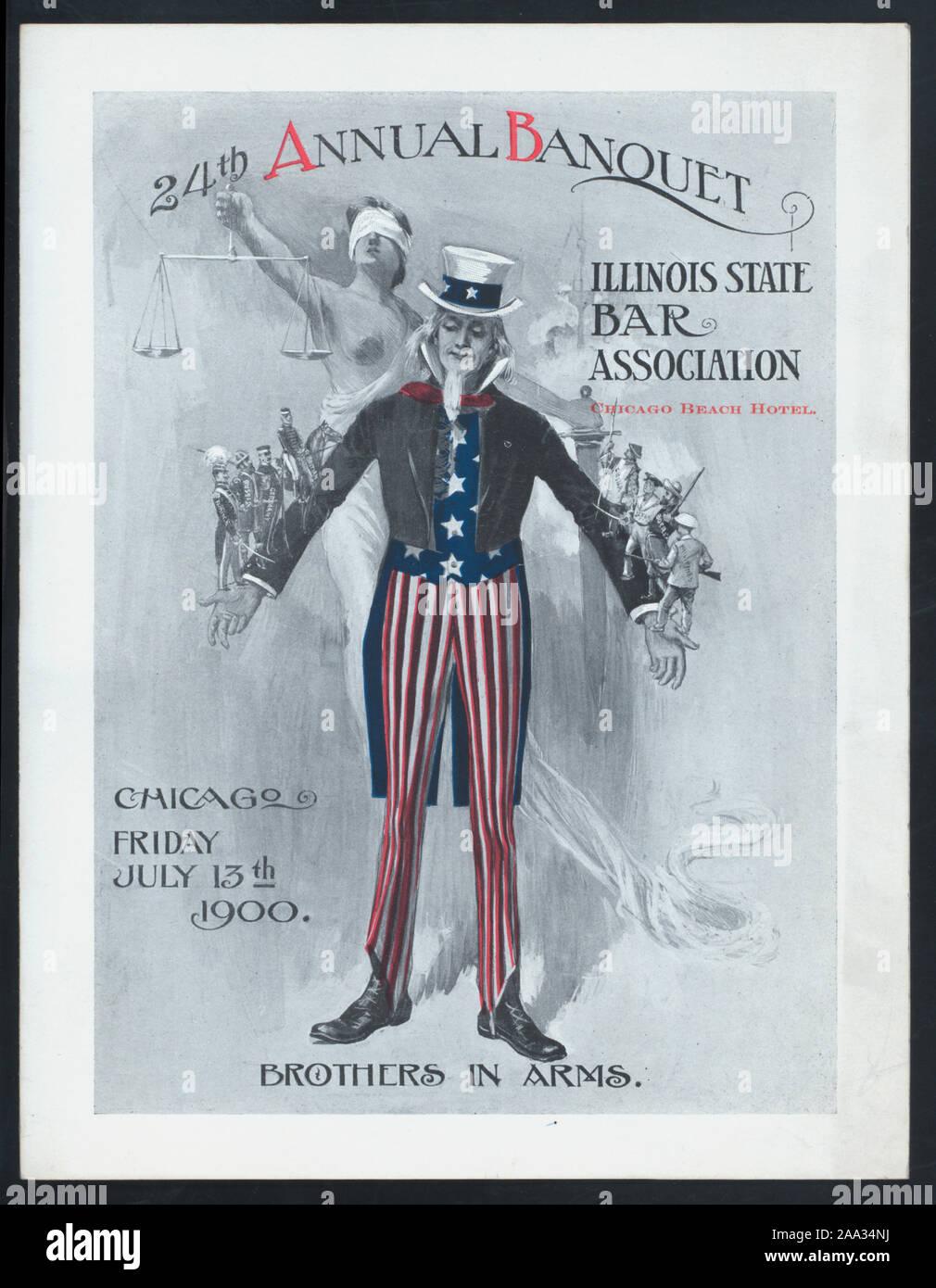 Illinois State Prison Black /& White Striped Uniform Shirt and Pants
