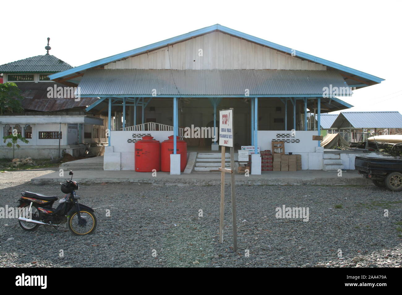 Banda Aceh Tsunami Mosque High Resolution Stock Photography And Images Alamy
