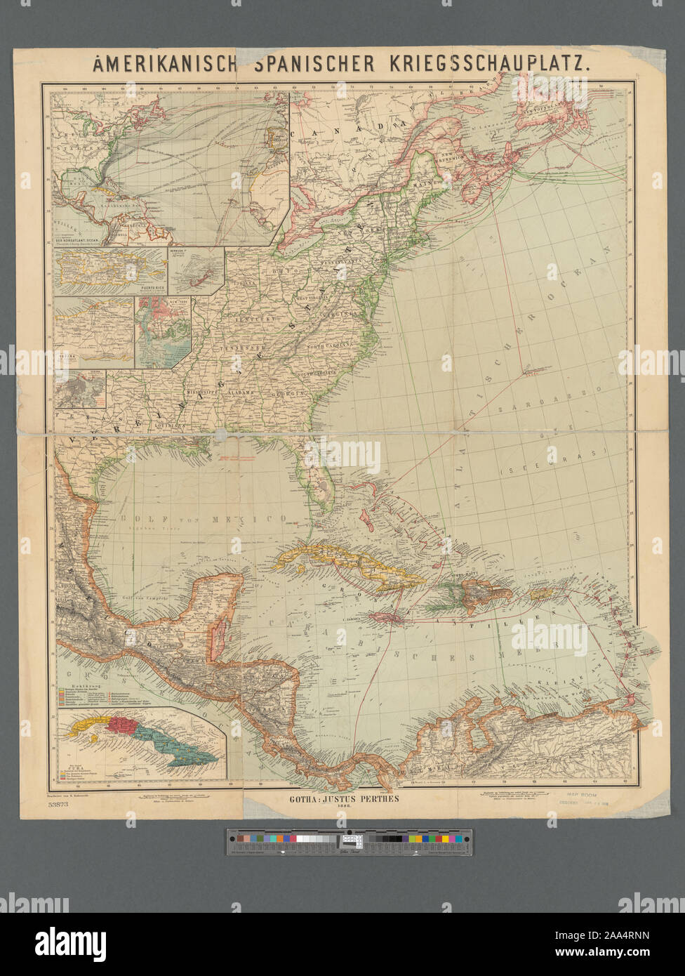 Shows submarine cables, military bases, and territories in ...
