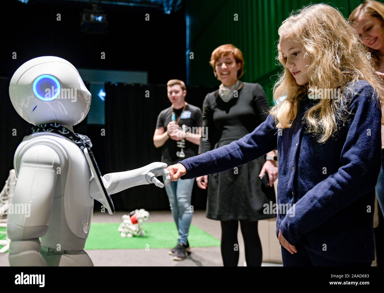 Robot dating