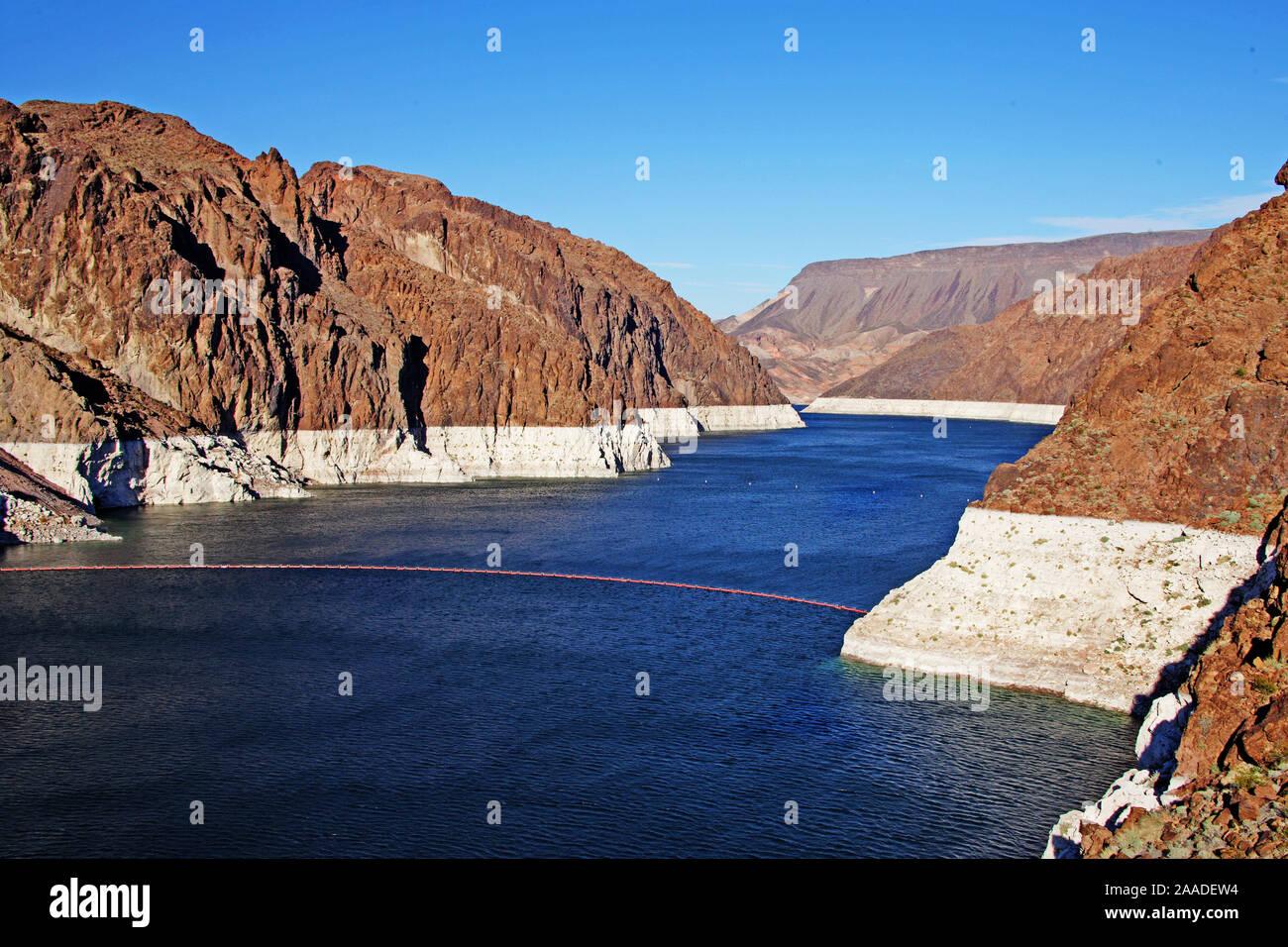 Hoover Staudamm Stock Photo