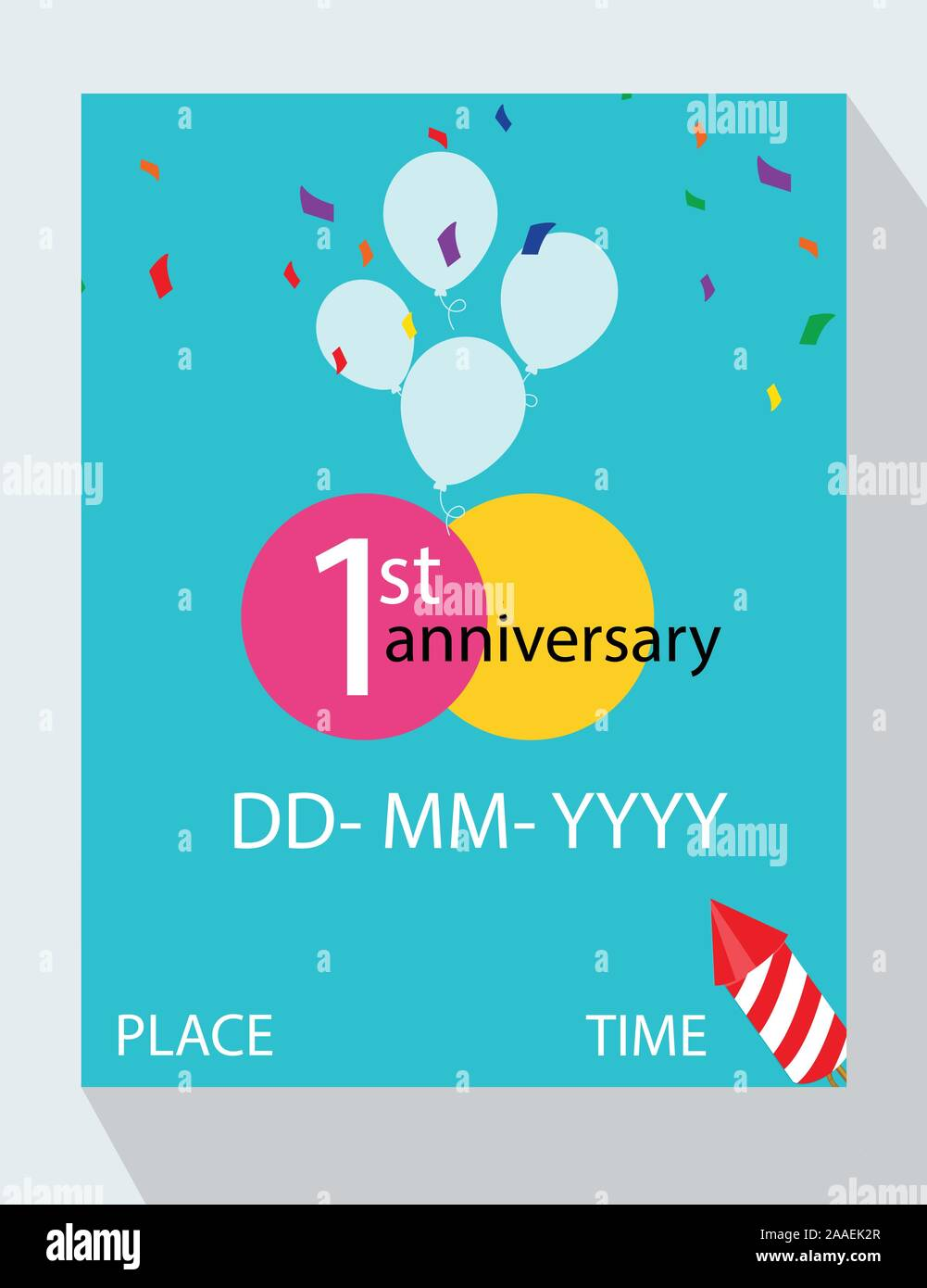 Swell Birthday Party Invitation Card You Are Invited Happy 1St Funny Birthday Cards Online Fluifree Goldxyz