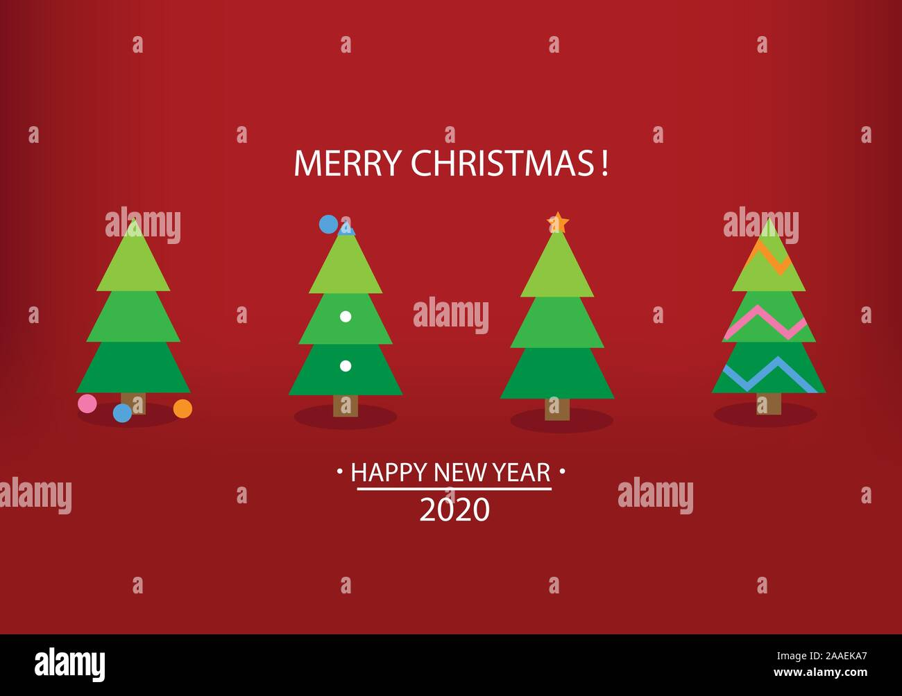 Holiday\u0027s Background with Season Wishes and colorful cartoon