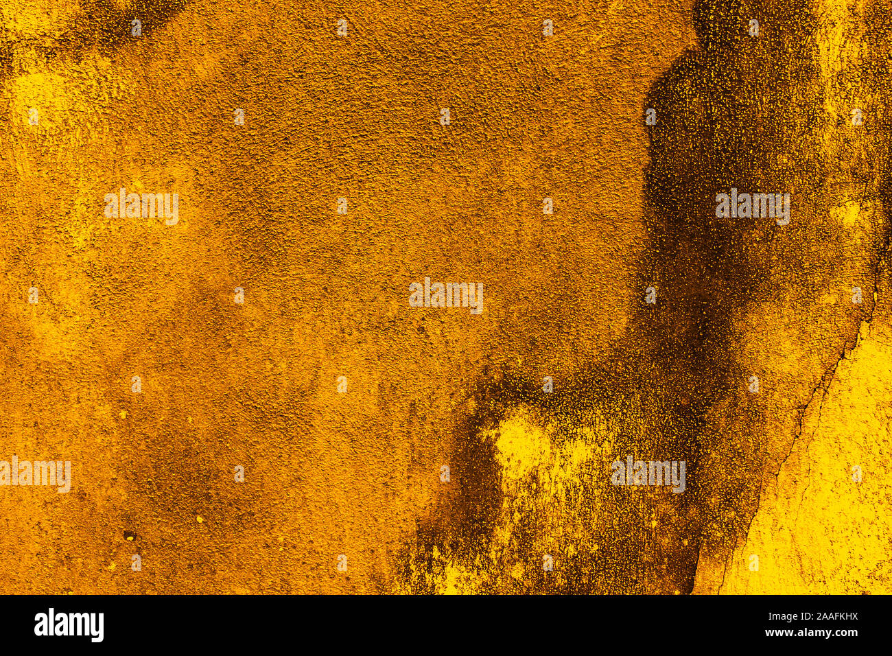 Colored Background With Marbled Textures Of Different Shades Of Gold And Yellow Stock Photo Alamy