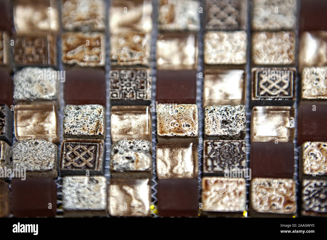 Texture Mosaic Tiles Texture Mosaic Bathroom To The Kitchen Floor And Walls Are Used To Repair The Premises Structure Design Decor Stock Photo Alamy