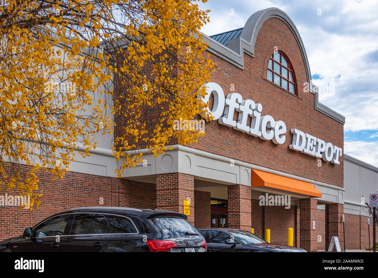 Office Supplies Store High Resolution Stock Photography And Images Alamy