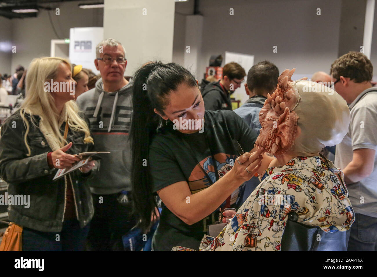 Coventry Uk 23rd Nov 2019 The Sixth Annual Event Billed As The Educational Event For Prosthetic