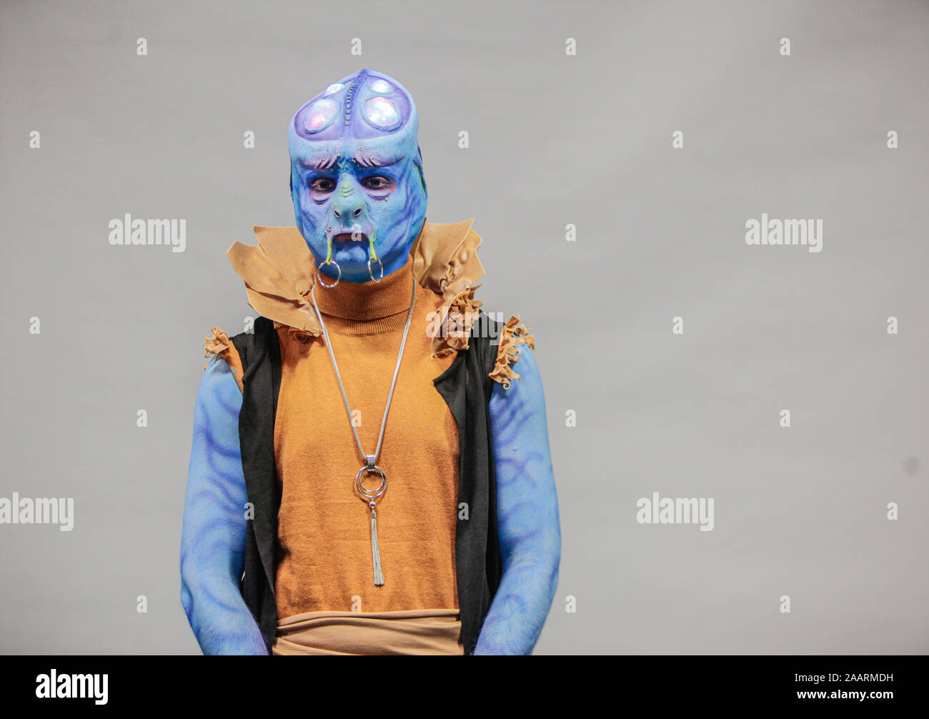 Body Paint Event High Resolution Stock Photography And Images Alamy