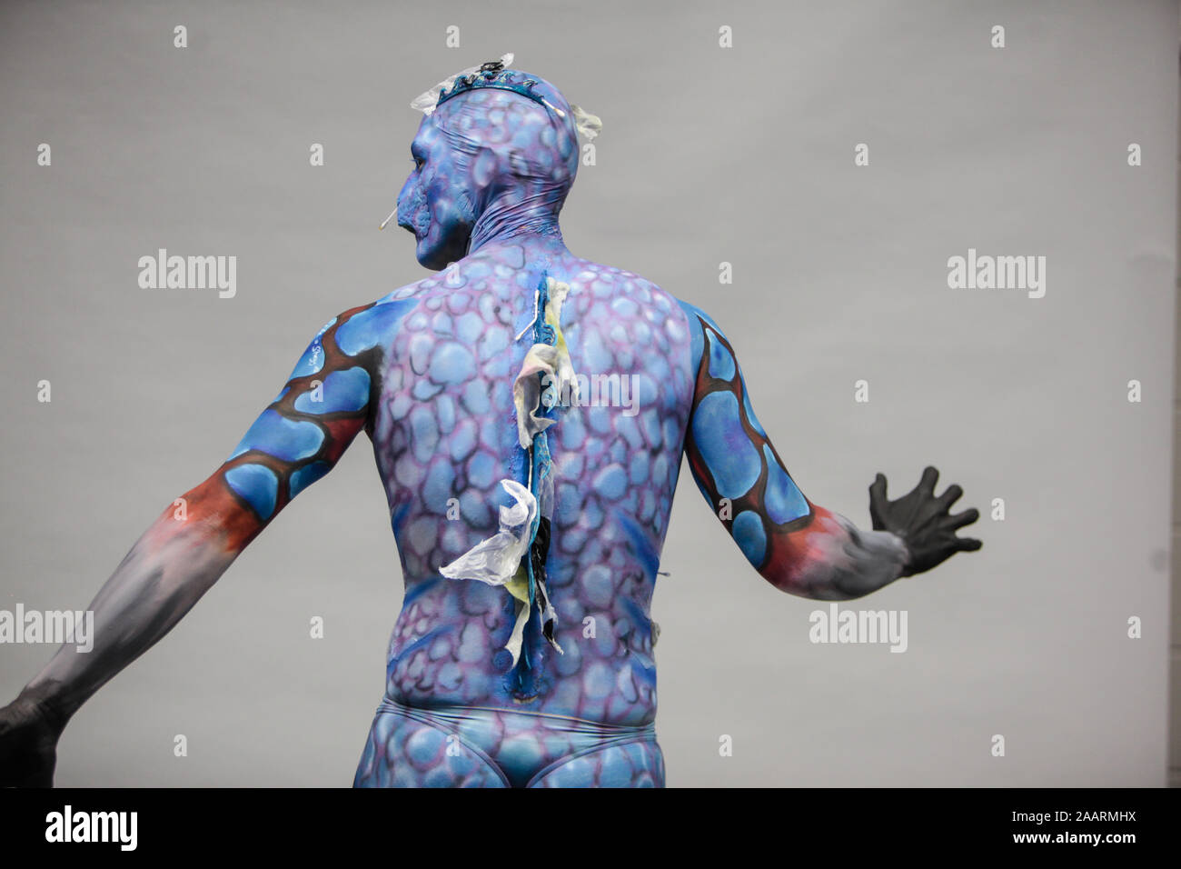 Body Painting Event High Resolution Stock Photography And Images Alamy