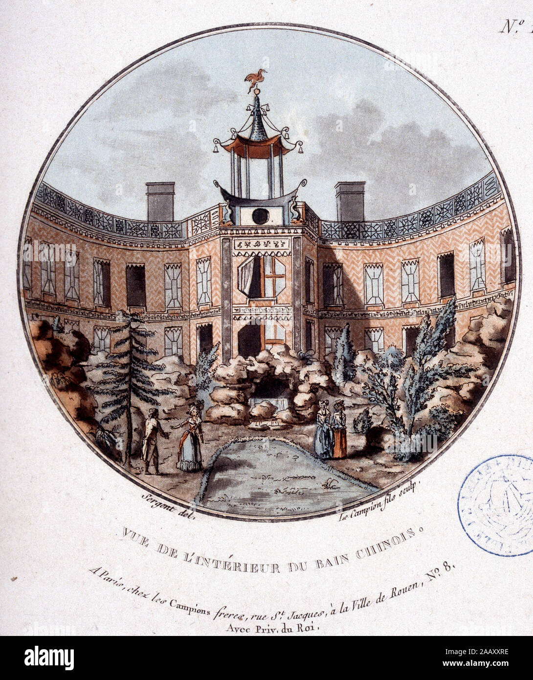 Architecte Interieur Paris 18 paris 18 century stock photos & paris 18 century stock