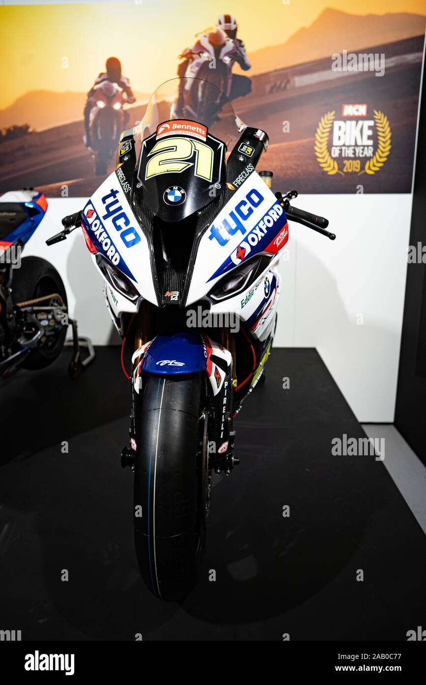 Bmw S1000rr Ridden By Christian Iddon For Tyco Bmw In The Bennetts British Superbike Championship Stock Photo Alamy