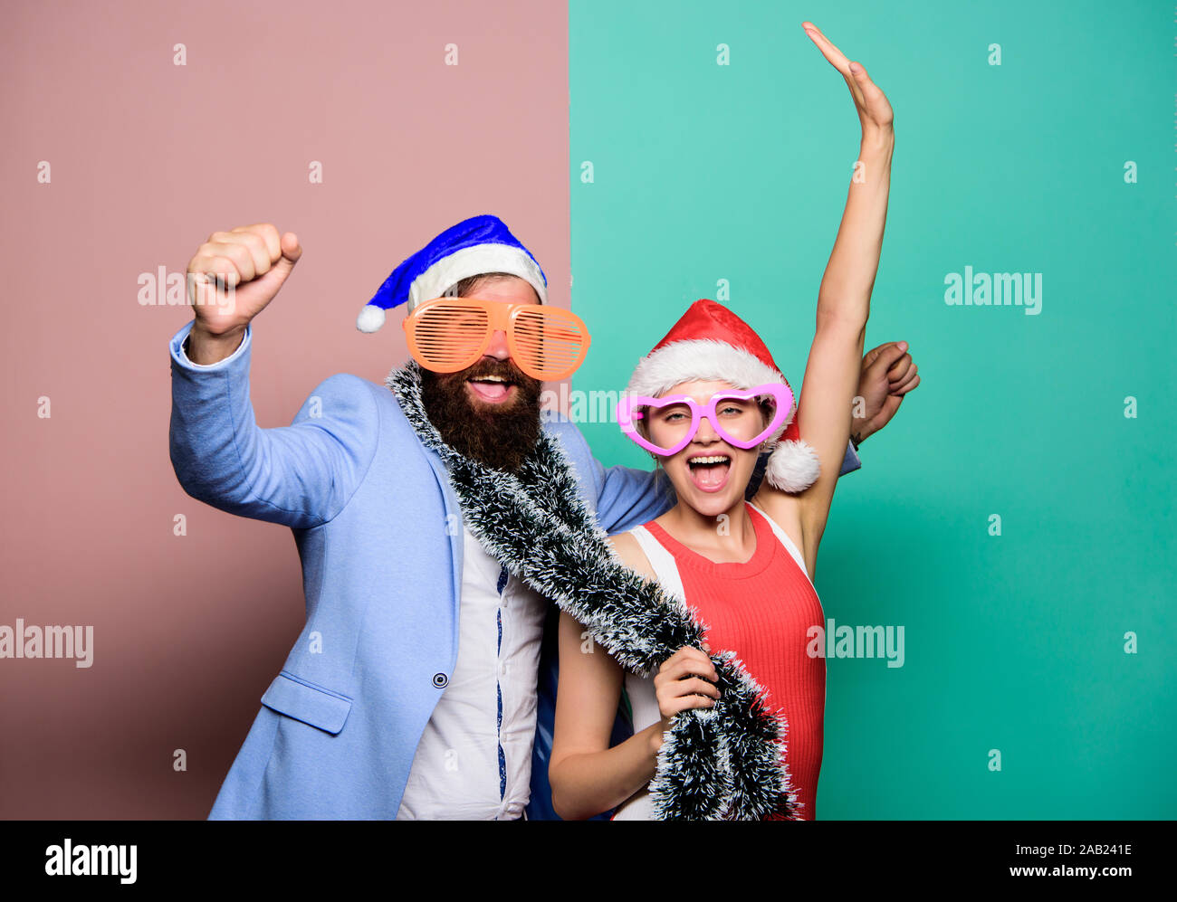 Funny Office Christmas Photo Ideas from c8.alamy.com