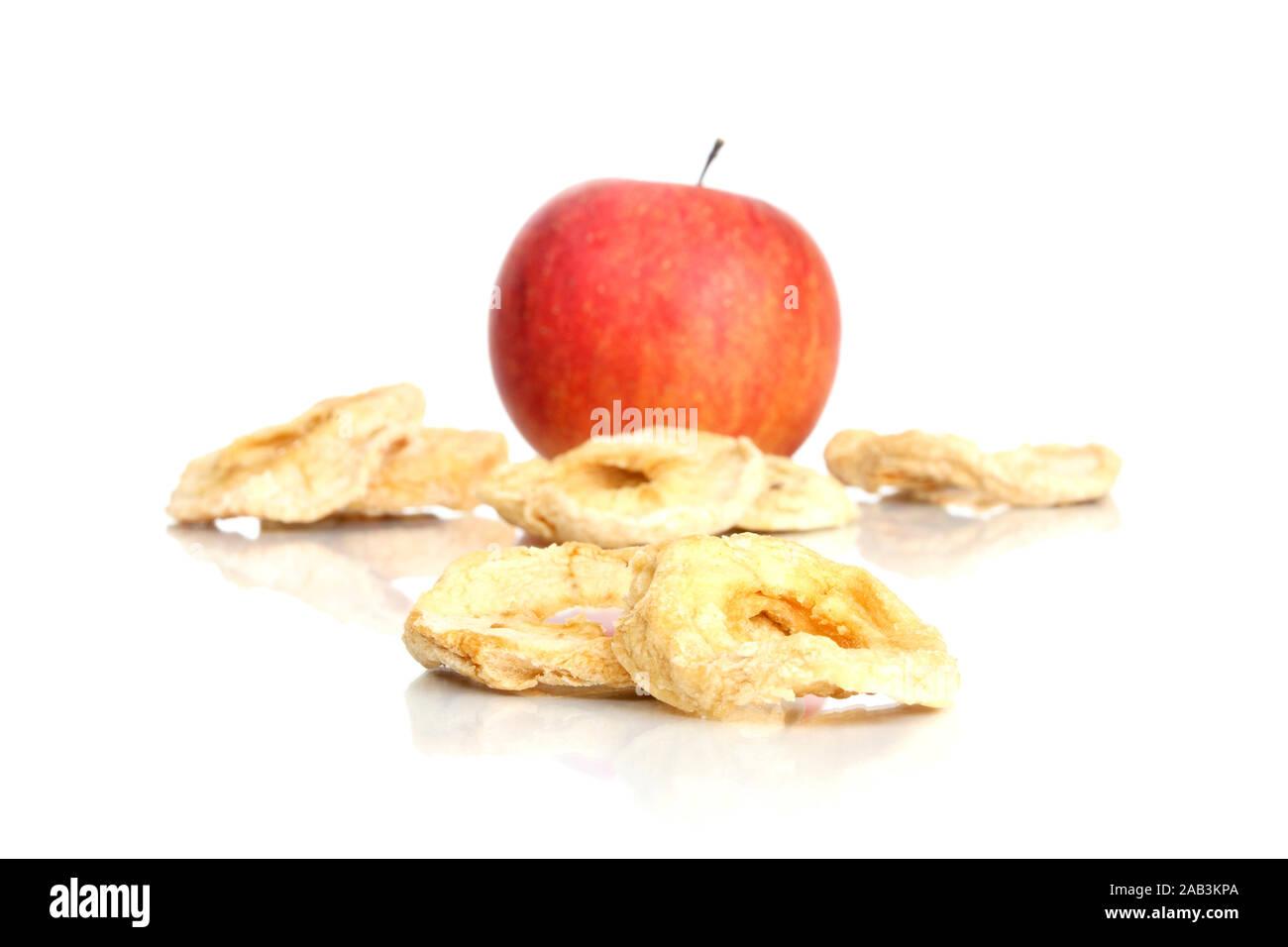 Apfelringe Stock Photo