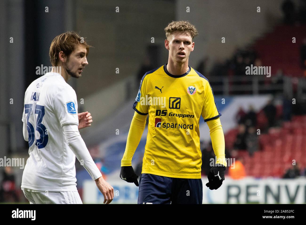 Hobro IK T shirt Soccer Denmark